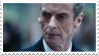 12th doctor stamp by AriaGrill