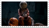 Trick R Treat Stamp by AriaGrill