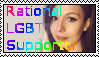 Rational LGBT supporter by AriaGrill