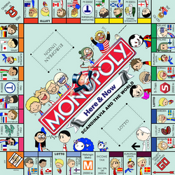 Monopoly: SatW Edition by SkyRider747