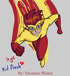 ++Kid Flash++