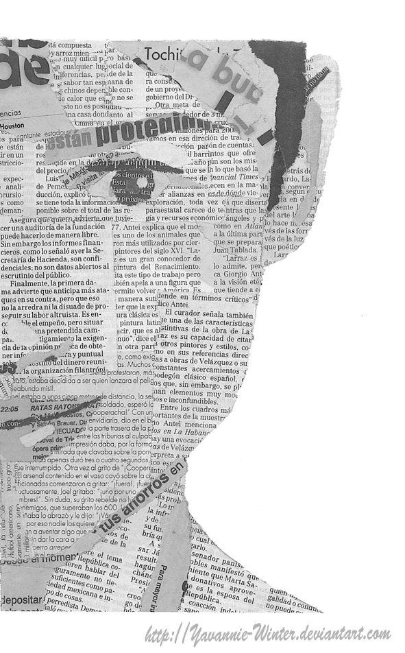 ++ Newspaper chick ++