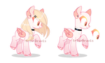 PINK PONY ADOPT [CLOSED] by LiatriSs999