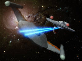 Romulan escape by thefirstfleet
