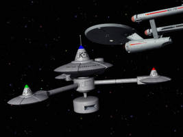 Starbase K-7 by thefirstfleet