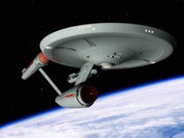 Saucer update by thefirstfleet