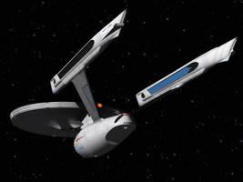 Enterprise Refit by thefirstfleet