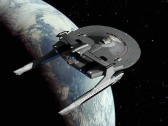 USS Reliant by thefirstfleet