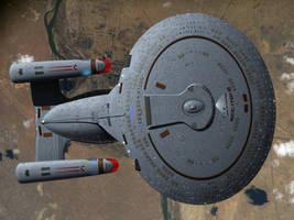 Over Deneb IV by thefirstfleet