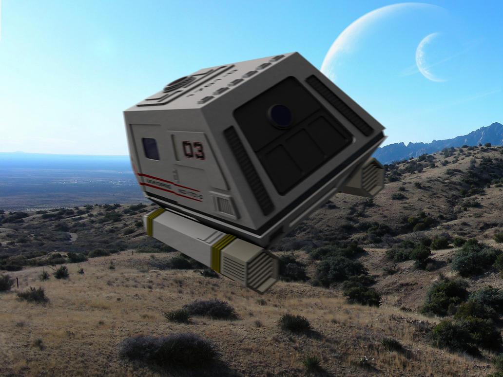 Space western by thefirstfleet
