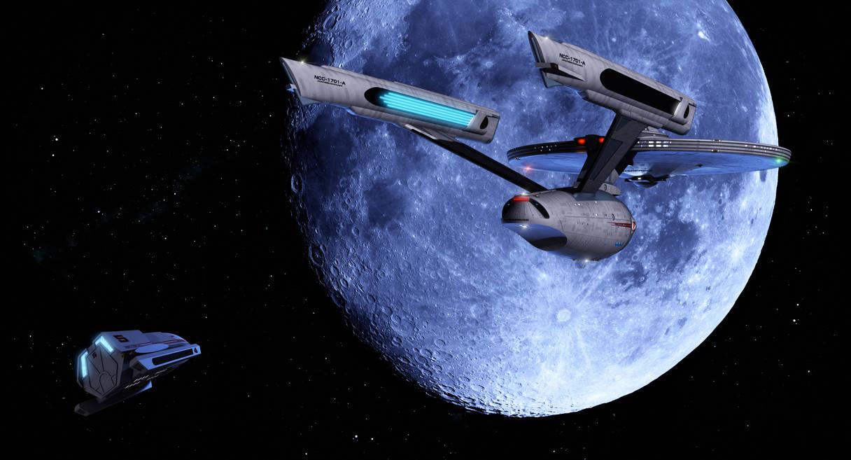 Blue moon by thefirstfleet