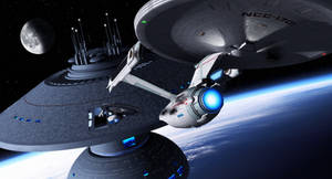 Stealing the Enterprise by thefirstfleet