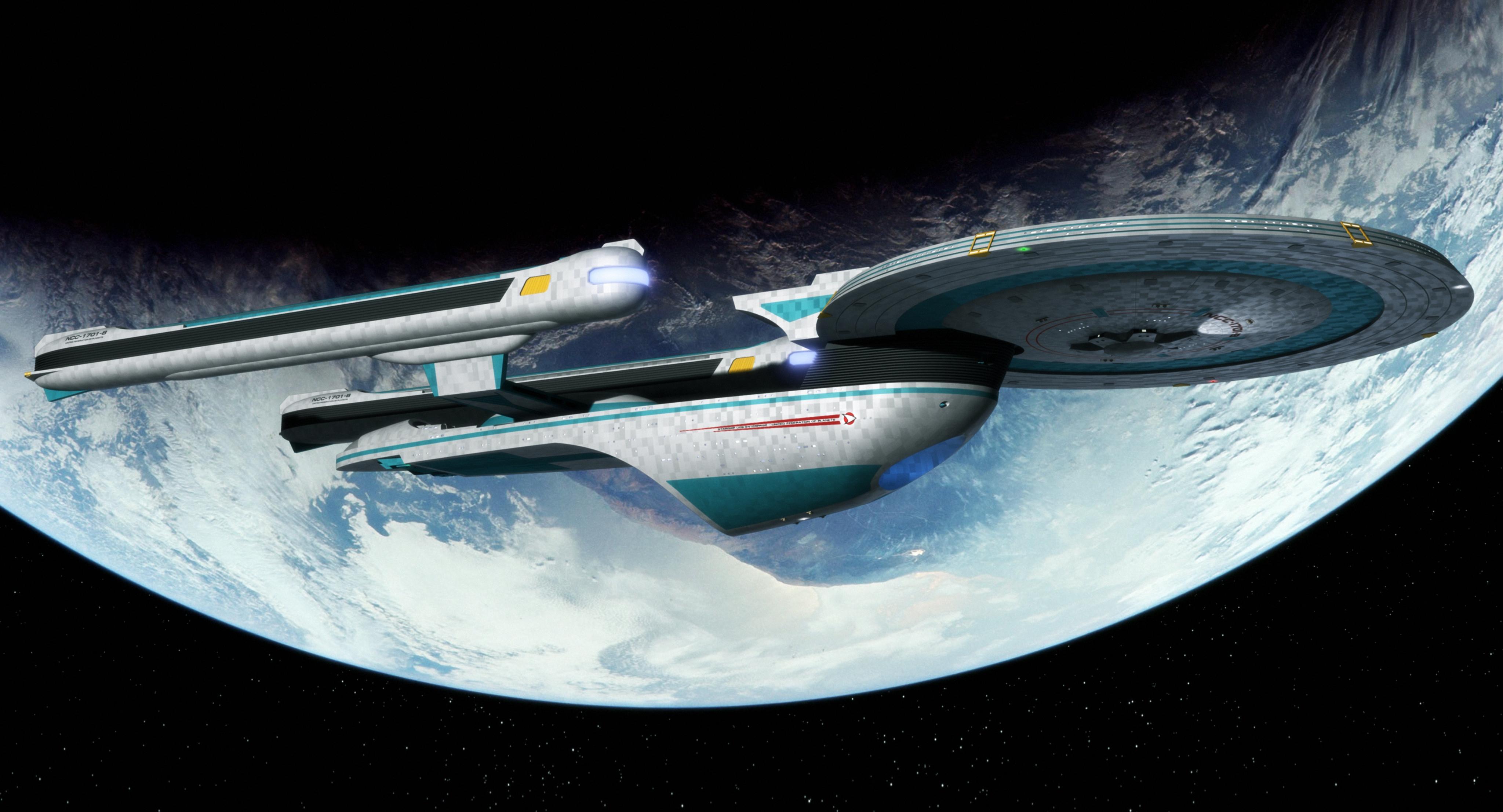 Resultado de imagem para USS Enterprise NCC-1701-B