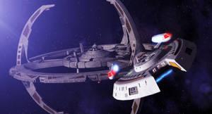 Sisko's mission by thefirstfleet