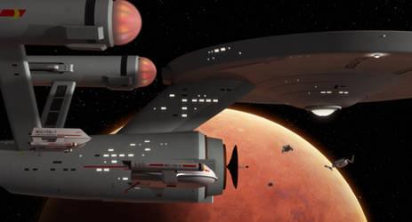 The wasteland starlift by thefirstfleet