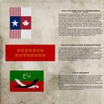 Eugenics Wars era flags