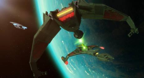 Redemption by thefirstfleet
