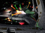 The Battle of Deep Space Nine