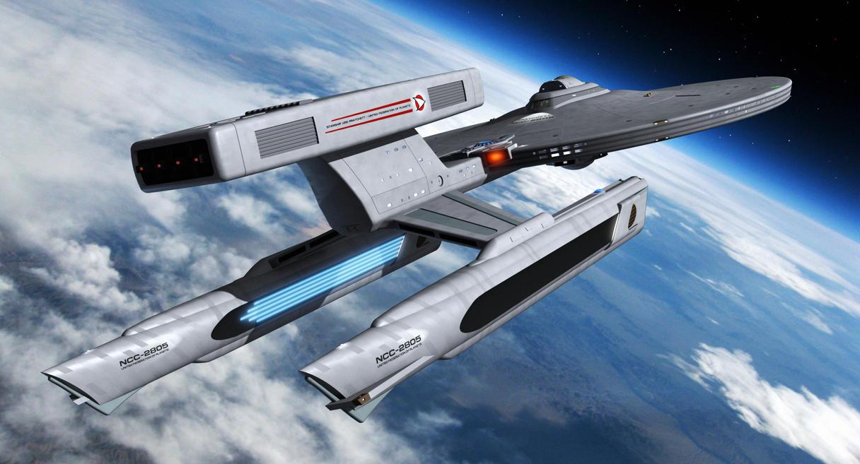 Fru's ship by thefirstfleet