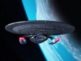 Nebula class by thefirstfleet