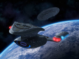 Saucer separation by thefirstfleet