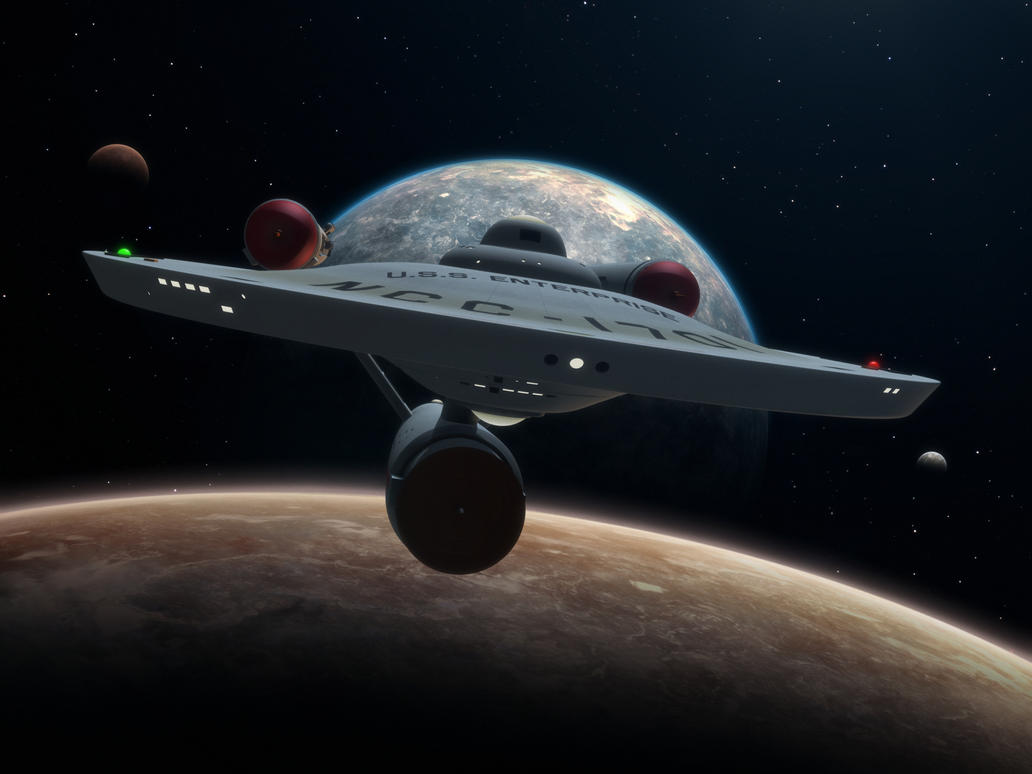 When the world was a bigger place by thefirstfleet