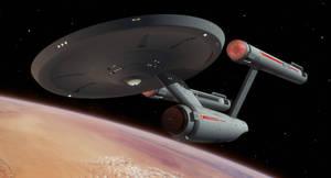 Refurbished Enterprise by thefirstfleet