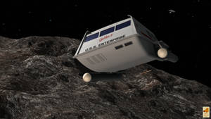 Observation of an Asteroid