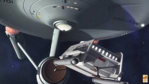 Welcome home, Galileo by thefirstfleet