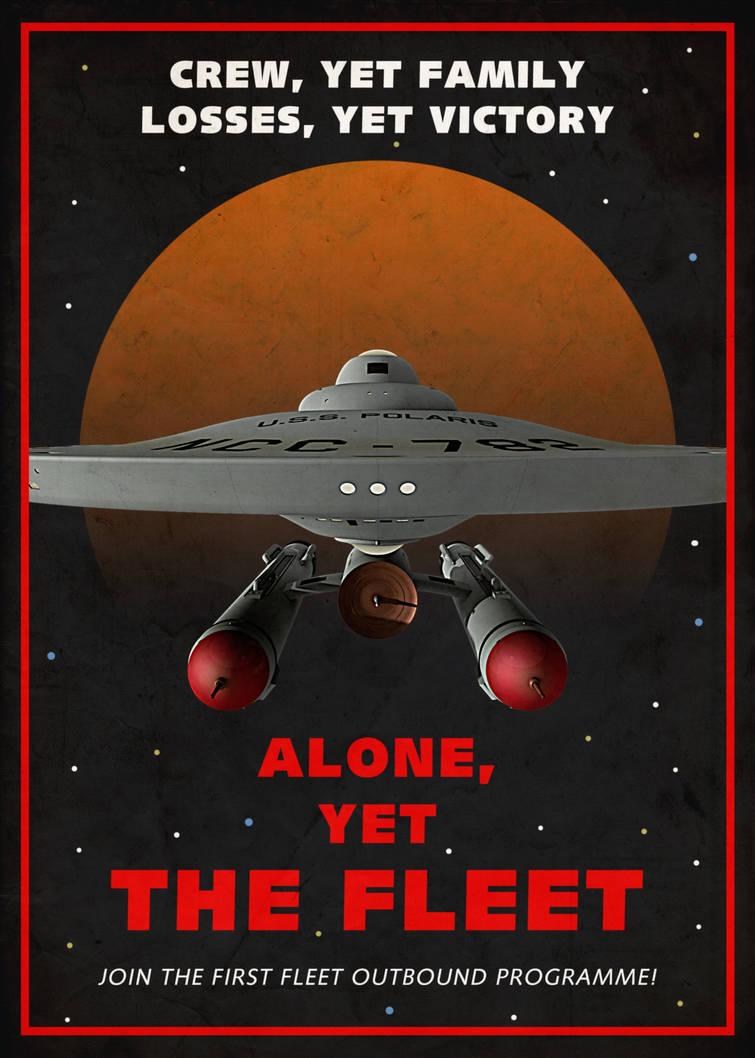 First Fleet Credo poster