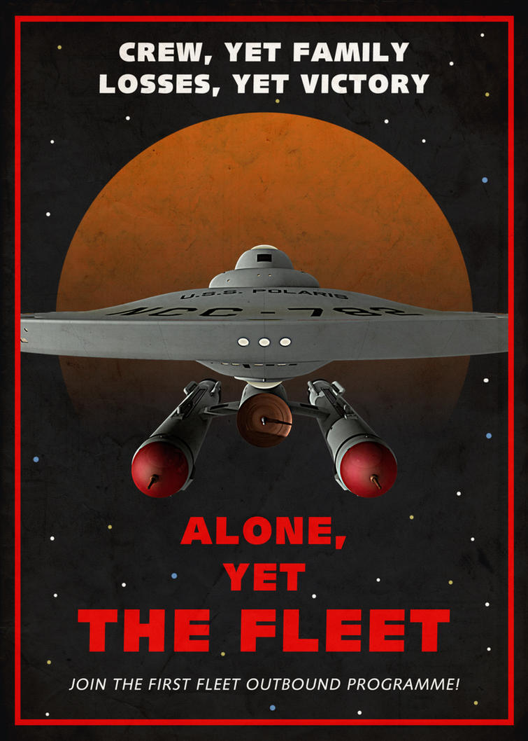 First Fleet Credo poster by thefirstfleet