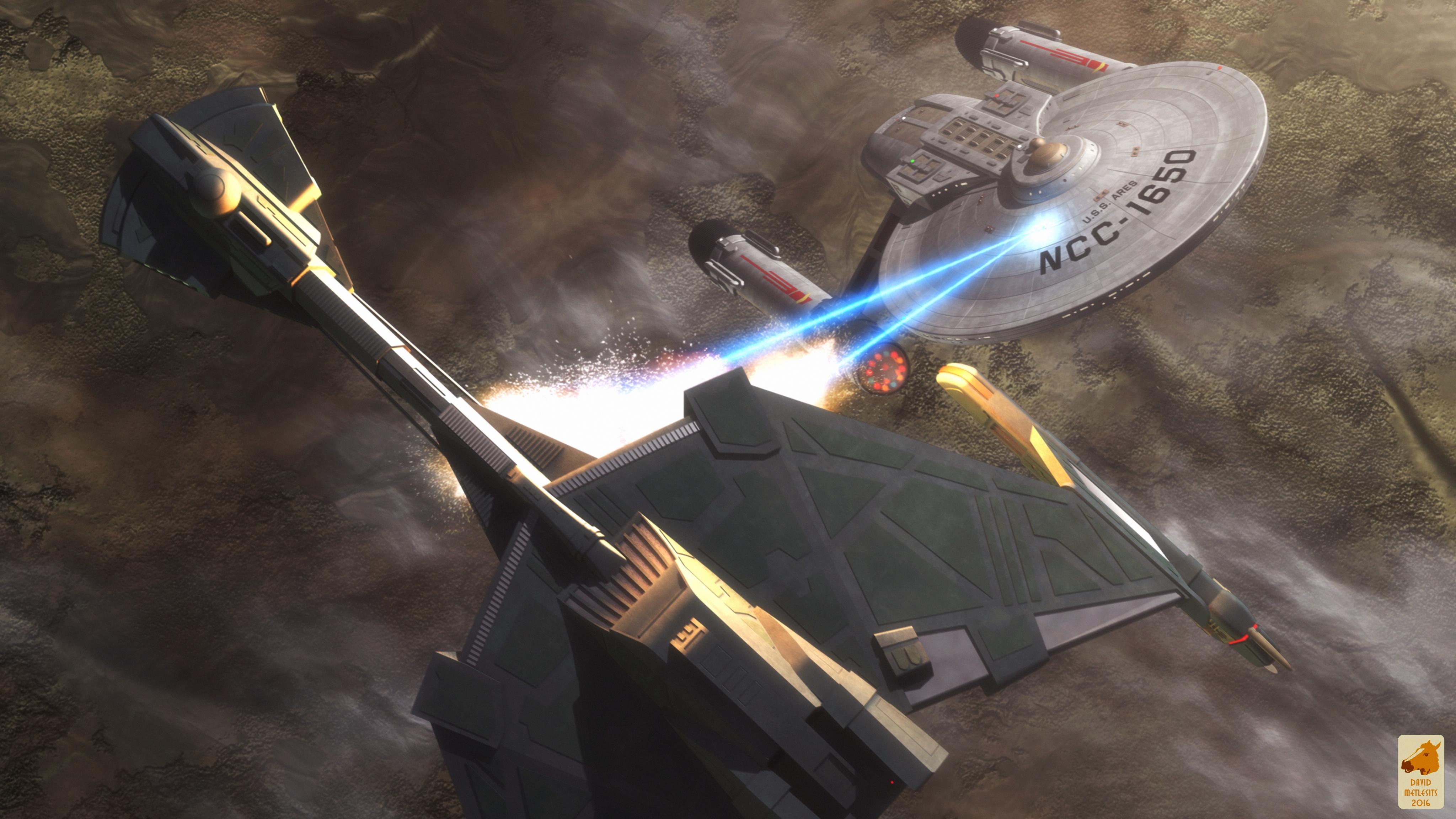 Low orbit fight by thefirstfleet