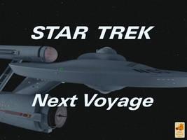 Next Voyage by thefirstfleet