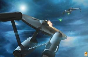Star Trek Adventures Illustration 2 by thefirstfleet
