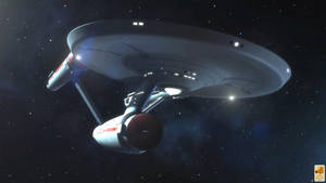 Robert April's Enterprise