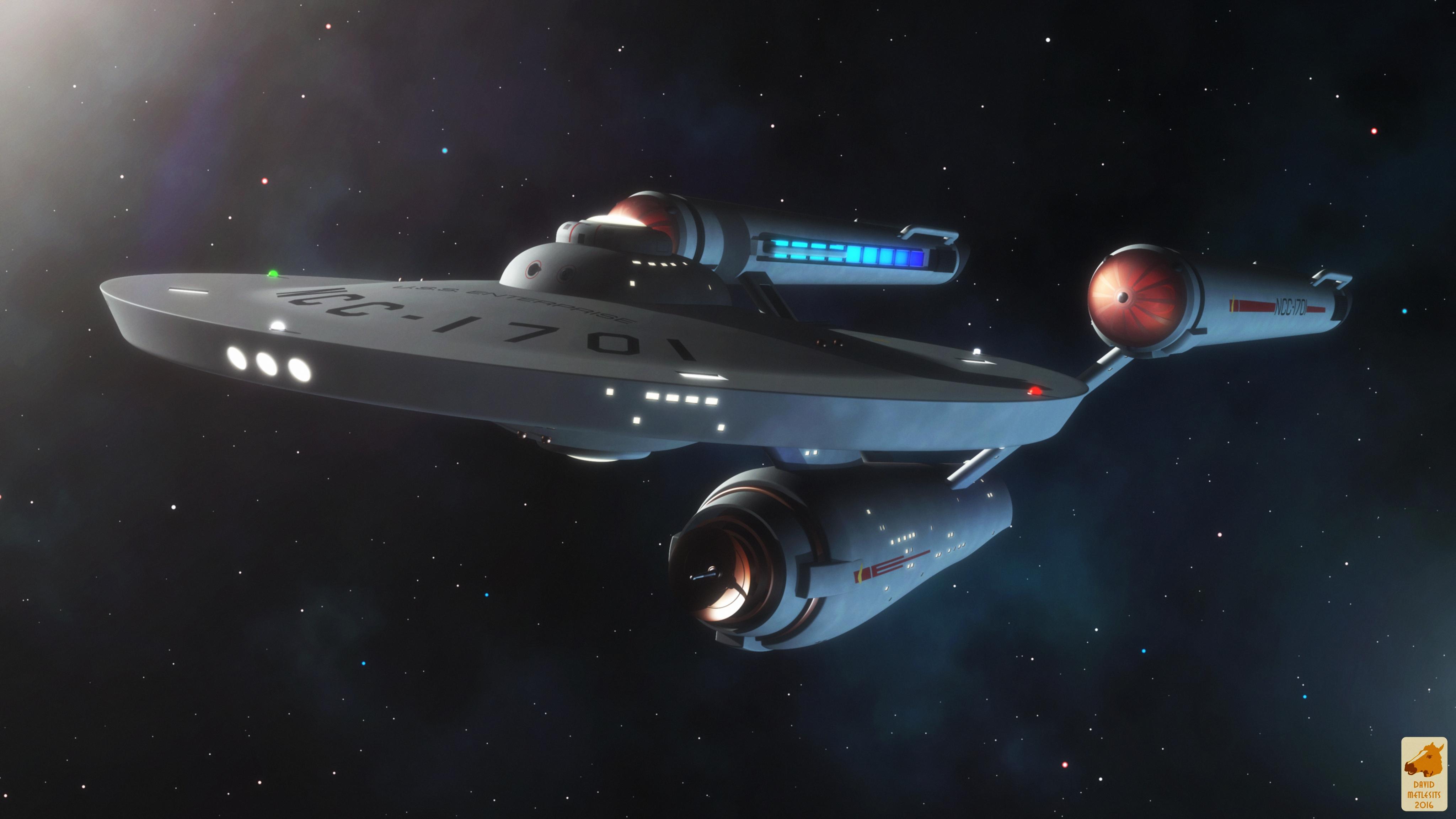 Franz Joseph's Enterprise by thefirstfleet