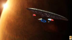 Red world by thefirstfleet