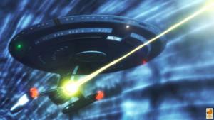Superstring bridge by thefirstfleet