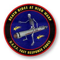 Death rides at high warp by thefirstfleet