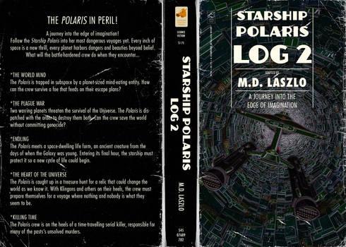 Polaris log 2 cover