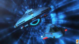 Timeless slipstream by thefirstfleet