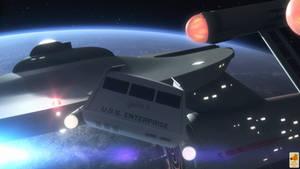 Galileo flight