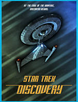 Discovery poster by thefirstfleet