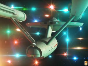 The lights of Zetar