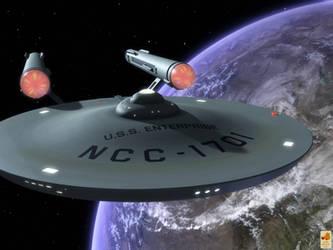 Classic orbit by thefirstfleet