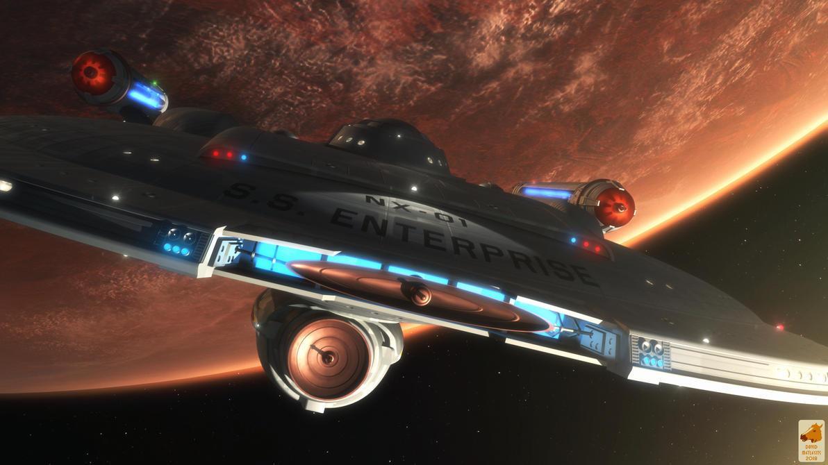 Federation begins by thefirstfleet