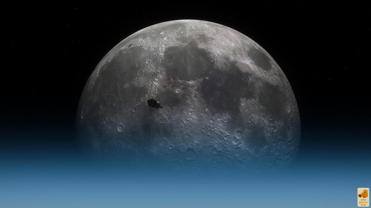 Spacewalker tribute by thefirstfleet
