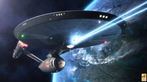 Defense of Yanka-II by thefirstfleet