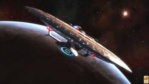 Peaceful war machine by thefirstfleet