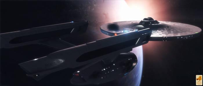 Battle of Fury by thefirstfleet.deviantart.com on